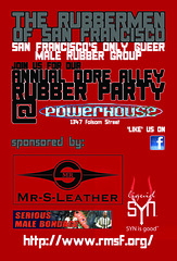 "Dore Alley Party Flyer • <a style=""font-size:0.8em;"" href=""http://www.flickr.com/photos/77770650@N04/7596244852/"" target=""_blank"">View on Flickr</a>"