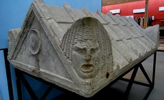 (Micheline Canal) Tags: france statue muse arles ancien csar archologie francemusedesantiquesarles