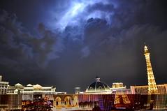Las Vegas 2012 Summer Lightning Storm