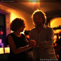 Milonga @ Patio de Tango - Le Cercle