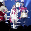 Madonna performing at the Aviva Stadium of her MDNA world tour Dublin, Ireland