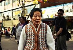 A thought, Cabramatta, Sydney (Dalloway Fish) Tags: street portrait urban woman lady photography sweater pattern emma jumper zig zag dalloway