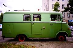 Two-tone (philipjohnson) Tags: street two berlin green germany deutschland nikon strasse duo 28mm van nikkor tone f28 ais nikkor28mmf28ais d700 kopenicker