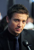 Jeremy Renner Universal Pictures world premiere of 'The Bourne Legacy' at the Ziegfeld Theatre - Arrivals New York City, USA