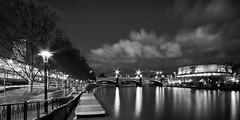 The Arts Centre, Princess Bridge and Yarra River (kth517) Tags: australia melbourne 澳洲 theartscentre yarrariver 墨爾本 princessbridge 亞拉河