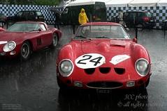 Ferrari 250 GTO 4293GT Le Mans Classic 2012 (jccphotos) Tags: sergio car rouge cheval automobile grand racing course gran legend turismo rosso chine tourisme ciano scaglietti berlinetta cavallino rampante omologato cabr jccphotos