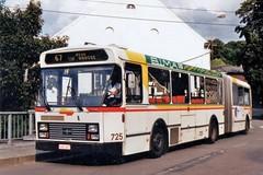 725 67 (brossel 8260) Tags: bus belgique liege stil