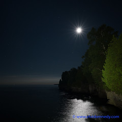 100 Days of Summer #55 - Moonshine (elviskennedy) Tags: 25mm a7 a7r a7rii a7rm2 asteroid astrology astrophotograpy batis bright cavepoint coast comet constellation countypark digital doorcounty elvis elviskennedy evergreen ewaves flare full kennedy lake lakemichigan landscape light longexposure luna lunar mars moon moonlight moonlighting night nighttime ocean outdoor outside planets pond reflection river rocks satarburst saturn scenic sea shore sky solarsystem sony starlight stars tree trees twinkle uranus venus water wave wi wisconsin wwwelviskennedycom zeiss sturgeonbay unitedstates us