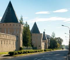 Illuminating My Way (alexxspb) Tags: morning  cloudy architecture building walking   sunny  architectural historic