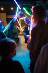 DSC08554 (Kelly__Jo) Tags: janica wedding reception kason colton grady glow sticks