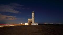 Iglesia de Las Salinas ( calvin1961) Tags: cabodegata almera andaluca andalusia espaa spain nocturna night church