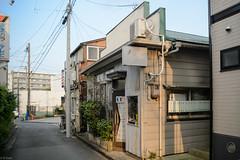 beauty salon and barber (kasa51) Tags: beautysalon barbershop alley sign yokohama japan