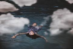 45/365 In Between (itskatrinayu) Tags: pool float 365project 365 selfportrait