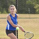 LEHS Girls Tennis vs Ridge View - 9-1-16