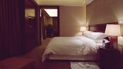 Club Premier Suite Bedroom - Sheraton Guangzhou (Matt@PEK) Tags: sheraton guangzhou spg starwood hotel