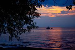 Boat in the bay (sloansquared) Tags: ontario niagara canada port dalhousie portdalhousie