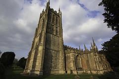 Mells Parish Church (Lawrence OP) Tags: mells parish church standrews tower wideangle