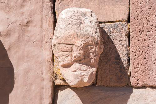 Tiwanaco's Head