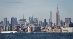IMG_5668 (nylab123) Tags: canon5dmarkii cityscape freedomtower hoboken jerseycity lesterbarnesphotography libertystatepark manhattand