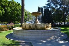 Sausalito Fountain (Neal D) Tags: california sausalito fountain waterfountain park