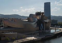 Museo Guggenheim (franciscolopezmoliner) Tags: museo guggenheim bilbao pais vasco