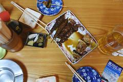 Restaurant in ShinbashiTokyo (Iyhon Chiu) Tags:   shinbashi tokyo    night japan japanese izakaya restaurant bar food beer
