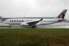 Qatar A7-AFH, OSL ENGM Gardermoen (Inger Bjrndal Foss) Tags: a7afh qatar cargo airbus a330 osl engm norway gardermoen