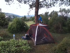 """Wild Camping • <a style=""""font-size:0.8em;"""" href=""""http://www.flickr.com/photos/60941844@N03/6986912582/"""" target=""""_blank"""">View on Flickr</a>"""