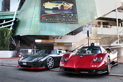Standard (Part 2) (Alex Penfold) Tags: auto camera red cars alex sports car sport mobile canon photography eos photo crazy cool flickr image top duo awesome forum flash picture super spot monaco full exotic photograph spotted hyper carbon marques supercar spotting evo exotica ccr sportscar zonda koenigsegg 2012 sportscars supercars combo revo pagani penfold grimaldi spotter c12s hypercar 60d hypercars alexpenfold