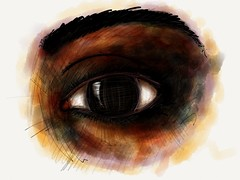 Eye #MadeWithPaper (WouterZArtZ - Dutch Designs!) Tags: illustration sketch eyes graphic ipad madewithpaper ipad2 paperapp