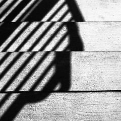 abstract shadows (lucymagoo_images) Tags: light shadow bw abstract texture monochrome pen square pattern shadows darkness grain olympus grainy olympuspen epl1 lucymagoo lucymagooimages