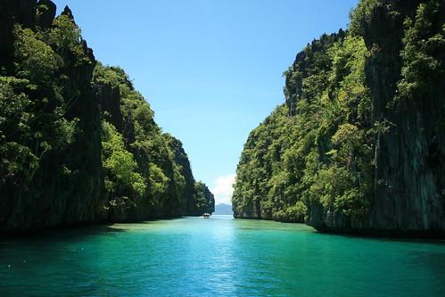 El Nido Palawan Big Lagoon