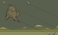 balões (fabionadda@gmail.com) Tags: elephant ilustração ilustration elefante paquiderme