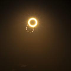 Eclipse (Rich (Sparky_R)) Tags: newmexico eclipse nikon albuquerque nm nikkor 80200mm annulareclipse d300 80200mmf28d
