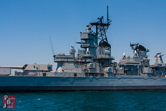 Iowa Superstructure (*PhotoByJohn*) Tags: california losangeles other harpoon battleship sanpedro superstructure ciws ussiowa longbeachharbor photobyjohn bb61 canon40d