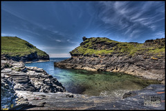Back to Boscastle.. (BarryAdams Images) Tags: sea sky june canon rocks cornwall harbour sigma 1020mm hdr 2012 lightroom boscastle photomatix lr4