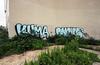 (Into Space!) Tags: street city urban ny newyork art brooklyn graffiti photo bonus graff bombing bk fill kf kuma sonet fillin vts intospace intospaces