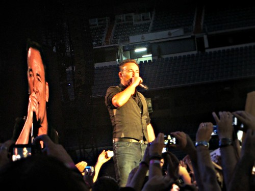 Bruce Springsteen @ Santiago Bernabeu, M by Alive87, on Flickr