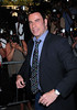 John Travolta New York Premiere of 'Savages' at the SVA Theater - outside arrivals New York City, USA