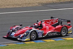 Thiriet by TDS Racing's Oreca 03 Nissan Driven by Mathias Beche, Pierre Thiriet and Christophe Tinseau (Dave Hamster) Tags: car nissan 03 80th endurance lemans motorracing 46 motorsport 2012 racingcar 24hours autosport wec 24heuresdumans lmp2 enduranceracing oreca beche lemans24hours christophetinseau tinseau worldendurancechampionship thiriet tdsracing pierrethiriet mathiasbeche oreca03nissan thirietbytdsracing