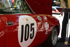 Alfa Romeo at Goodwood Festival Of Speed 2012 (Alfa Romeo - The official Flickr) Tags: auto car festival alfa goodwood 8c alfaromoe