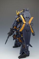 RX-0 UNICORN GUNDAM BANSHEE (03w) Tags: figure gundam plamo grd4 robotspirits