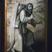Hieronymus Bosch, The Last Judgement, Left Panel Exterior with Saint James Detail