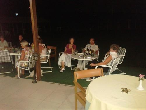 Aphrodite Bowling Club - social event