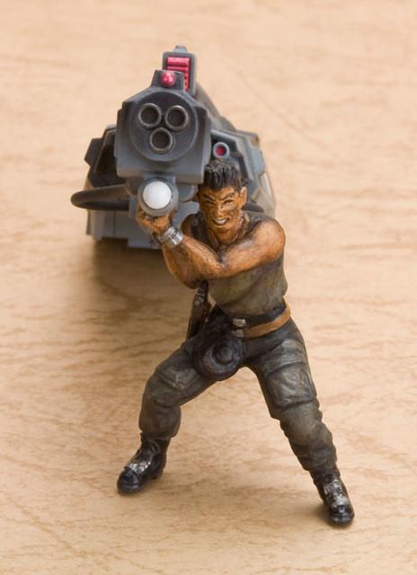 Gun Head 讓人再度燃起模型魂