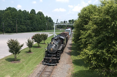 Clear signal (sooline502a) Tags: steam southern spencer 630 norfolksouthern