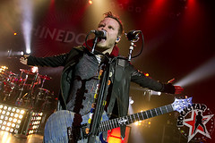 Shinedown - Alvalanche Tour - The Fillmore - Detroit, MI - April 12th 2012