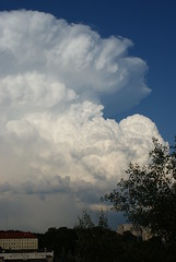 Anvil cloud (nesihonsu) Tags: sky cloud storm clouds meteorology cumulonimbus incus