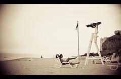 Panama Beach (Cyrielle Beaubois) Tags: woman beach girl america juin central panama 2012 canoneos5dmarkii cyriellebeaubois
