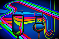 Lines (Maurizio-B) Tags: party water glass lines disco colours nightclub vodka happyhour drank bestcapturesaoi elitegalleryaoi
